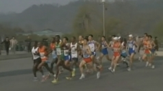 North Korea marathon opens to international runners