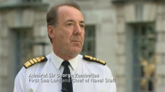 Scotland independence would damage Royal Navy