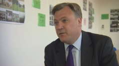 Ed Balls: More should share in rising prosperity