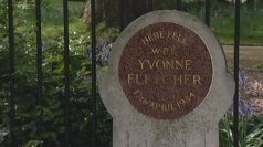 Murdered Yvonne Fletcher remembered