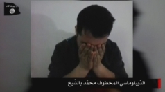 Video emerges of kidnapped Tunisian embassy employee