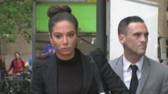 Tulisa Contostavlos appears in court again over drugs charge