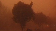 Massive sandstorm sweeps across China