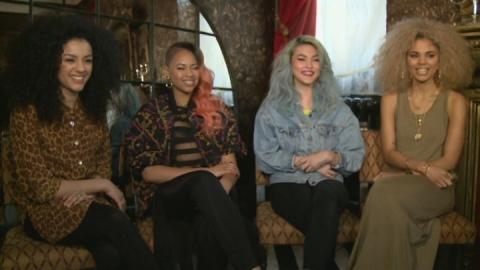 Neon Jungle talk about how much they love One Direction