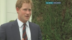 Prince Harry hails 'forgotten' heroes of Monte Cassino