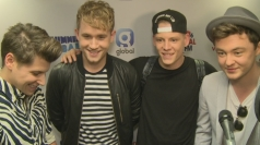 Rixton on the red carpet for Capital's Summertime Ball