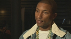 Pharrell talks potential One Direction collaboration