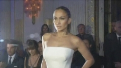 J-Lo stuns as Versace kicks off Paris Fashion Week
