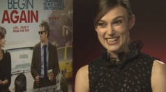 Keira Knightley on her secret singing talent and 1D