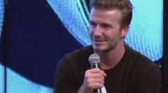 David Beckham on World Cup: 'My wife's not too happy'