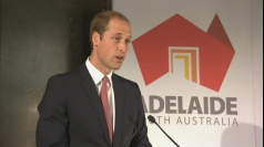 Prince William: 'Deep sadness' over Malaysian Airlines crash
