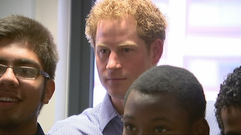 Prince Harry 'hates' Twitter's invasion of privacy