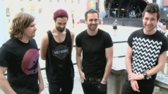 Bastille answer fans Twitter questions