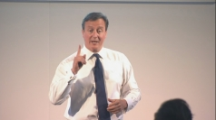 "Cameron: UK ""the most networked country"""