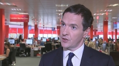 Osborne: Economy bigger now than before recession