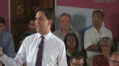 "Ed Miliband: ""more to politics than a photo op"""
