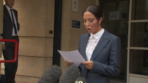 Tulisa: I am innocent of assault