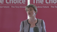 Yvette Cooper: Domestic violence victims let down