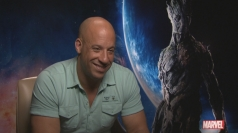Vin Diesel on his 'strange' Guardians of the Galaxy role