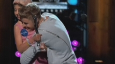 Justin Bieber honours Make-A-Wish fan