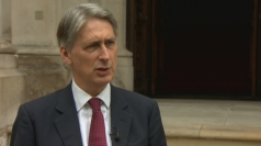 Hammond: We will do whatever it takes to protect UK