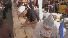 Mexico breaks its own record for world's largest sandwich