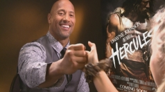 Interview weirdness with the cast of Hercules