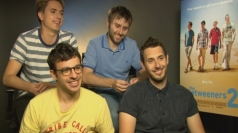 The Inbetweeners 2 interview: 'We ran over a kangaroo'