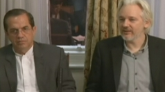 Julian Assange: 'I am leaving embassy soon'
