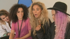 Neon Jungle reveal they want to tour with Justin Bieber