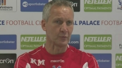 Keith Millen stakes his claim in Crystal Palace managers job