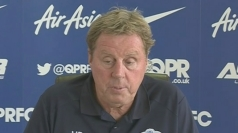 Harry Redknapp invites Paul Gascoigne to train QPR youth tea