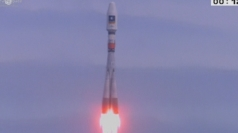 European Space Agency launches two satellites