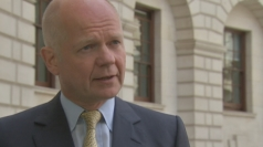 Hague: Carswell defection 'totally counter-productive'