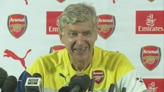 Arsene Wenger insists Arsenal do not need a new striker