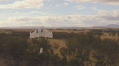 Google reveals delivery drone prototype