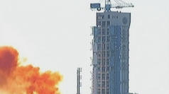 China launches satellite duo via one rocket
