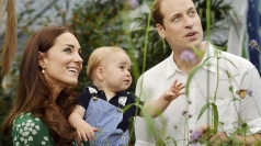 Prince William: 'We're immensely thrilled'