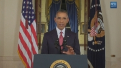 """Barack Obama lays out strategy to """"ultimately destroy IS"""""""