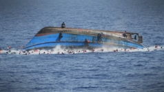 Five killed after overcrowded migrant boat capsizes