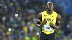 Bolt will compete for his 'treble treble' on Friday