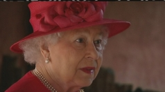The Queen visited Chester Zoo on her Jubilee tour.