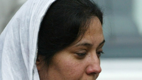 Farzana Ahmed is accused of murdering her daughter Shafilea.