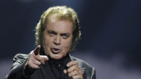 Engelbert Humperdinck says he did his best.