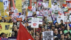 Teachers threaten strike action