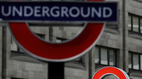 Incident took place on the Central Line