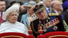 Prince Philip released from hospital.