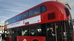 Bus workers to strike in Olympics