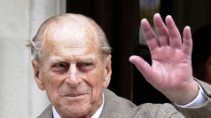 The Duke left hospital on Saturday.