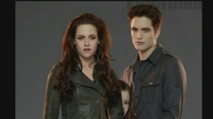 Edward, Bella, Renesmee.